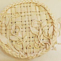 Pie crust design                                                                                                                                                      More