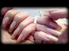 YouTube Nails, Videos, Youtube, Beauty, Amor, Grow Nails Fast, Nail Care, Long Natural Nails, Natural Nails