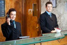 Curso gratis de Recepcionista de Hotel