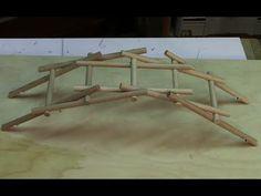 The bridge of Leonardo da Vinci