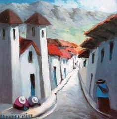 Resultado de imagen para pinturas de quispejo