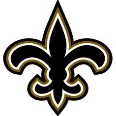 Have to support the husband too!  Geaux Saints!!  (unless they're playing the Cowboys)