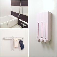Bathroom/無印良品/無印/収納/お風呂/バスルーム...などのインテリア実例 - 2016-10-27 07:54:31   RoomClip (ルームクリップ)