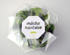 PACKAGING | UQAM: La mâche de Nantes | Mahaut Clément