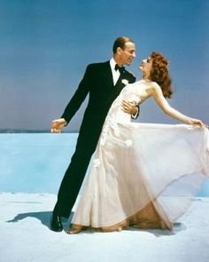 Fred Astaire & Rita Hayworth -