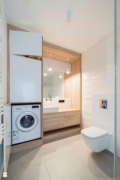 Naturalna łazienka - zdjęcie od Kokon Studio Karolina Alicja Prałat small bathroom ideas | inspiration | bathroom