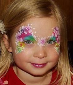 Beautiful eye painting!!