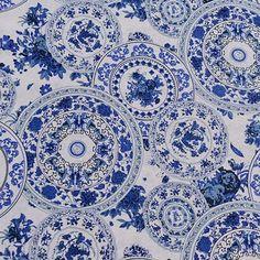 Tessuto cinese Cina tessuto vintage floreale tessuto di APlusCloth