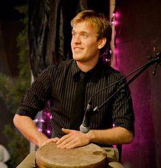President and founder of DentonRadio.com, Jake Laughlin.