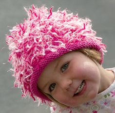 Sophia Grace you would STUN in this pink hat!
