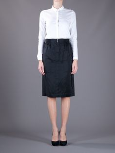 CHANEL VINTAGE - sporty skirt from A.N.G.E.L.O. VINTAGE PALACE