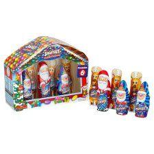 Nestle Smarties Santas Workshop 124G