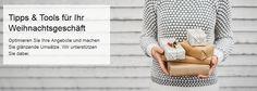 Tipps & Tools für das Weihnachtsgeschäft: Neue eBay-Infoseite macht Händler fit für wichtigste Umsatzzeit - http://aaja.de/2dvTFwL