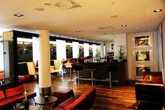 Bar Five Senses Innovation, Conference Room, Restaurant, Table, Bar, Furniture, Home Decor, Creative Ideas, Decoration Home
