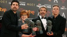 30th Goya Awards Winners