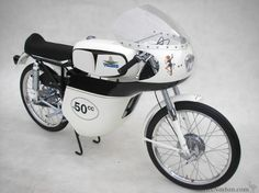 Guazzoni 1968 Matta Super Sport 50cc The Guazzoni rotary-valve two-stroke engine with reversed exhaust came in many guises, mostly 50cc The production racer had a six-speed gearbox and could pull up to 15,000 revs.