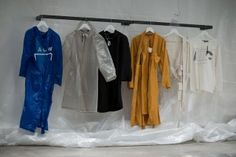 A COLD WALL Unveils a New Furniture and Clothing Installation
