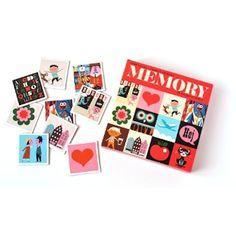 für Größere : Memory-Spiel 'Ingela P. Arrhenius'