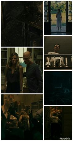 Mother! Cinematography