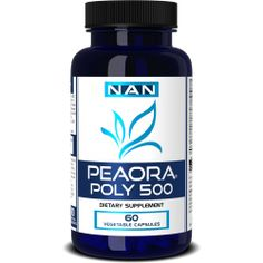 PEAORA POLY 500™ Cells Activity, Fatty Fish, Chronic Pain, Healthy Fats, Health Care, Interstitial Cystitis, Vitamin K2, Vitamins And Minerals, Immune System