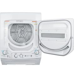 Home Depot, Cabin Porches, Laundry Center, Fabric Softener, Home Tv, Canada, Washing Machine, Home Appliances, Electric Dryer