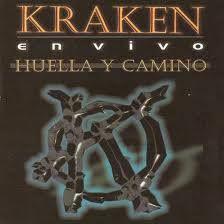 Kraken en vivo - Huella y Camino