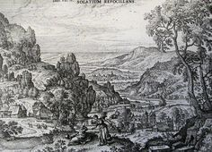 The Phillip Medhurst Picture Torah 113. Hagar and Ishmael. Genesis cap 21 v 17. Borcht