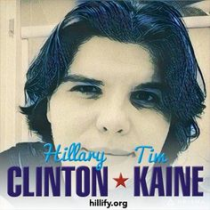 I Support Hillary