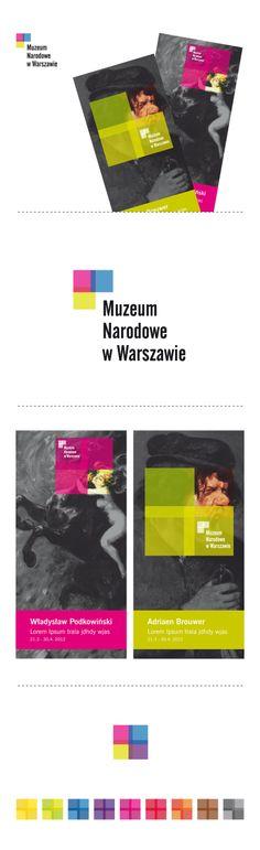 Corporate design project by Dorota Zborowska