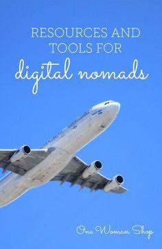 Resources  tools for digital nomads
