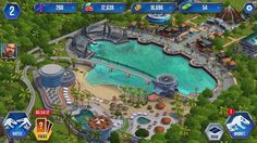 Download Jurassic World The Game hack for iOS and Android https://www.facebook.com/JurassicWorldCheats