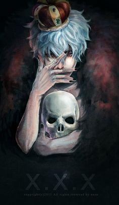 illustration art anime