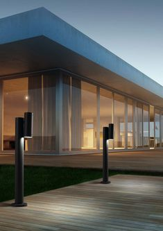 Bollard lights | Steps beacon lamp 2 lights | Faro | Estudi. Check it out on Architonic