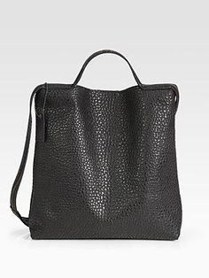 Maison Martin Margiela - Square Tote Bag at Saks Fifth Avenue Tote Bags, How To Have Style, Sac Week End, Mode Inspiration, Mode Style, Beautiful Bags, Simply Beautiful, Fashion Bags, Leather Bag