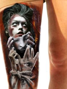 Im lookin for this tatto. Could anybody send me that as a picture? Tattoo Sketches, Tattoo Drawings, Body Art Tattoos, Sleeve Tattoos, Neo Tattoo, Girl Face Drawing, Black And White Comics, Religious Tattoos, Colour Tattoo