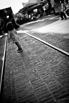 Street Photography at the Grove of L.A.  More at www.jasonwattsphotography.com