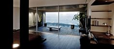 furniture Sea Facing Penthouse by Abraham John Architects