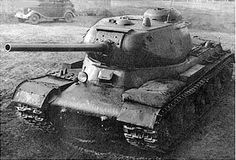 IS-1, 85 mm (3.35 in) gun
