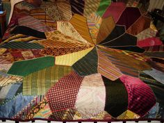 neck tie quilts - Google Search