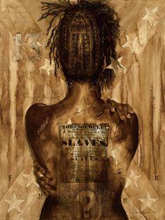 WAK- Still On My Mind : Black art prints & African American Art & Gifts Black Love Art, Black Girl Art, Black Art Pictures, Art Africain, Black Artwork, Black History Facts, Afro Art, Illustrations, African American History