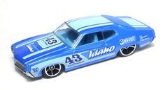 '70 Ford Torino - Hot Wheels