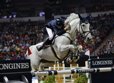 Ireland's Bertram Allen Wins Round One in Jumping on Molly Malone V | Rate My Horse PRO