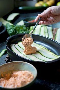 Veggie Recipes, Gourmet Recipes, Vegetarian Recipes, Healthy Recipes, Quick Healthy Meals, Easy Meals, Oven Dishes, Go For It, Feta