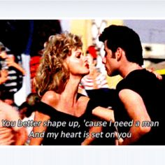 22 Best Grease Quotes Images Grease 1978 Grease 2 Grease Is The Word