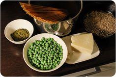 Pea pasta - Paniikki keittiössä   Lily