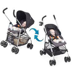 Free Shipping. Buy Urbini Reversi Stroller, Fog at Walmart.com