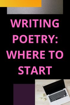 This post provides a basic introduction to writing poetry. Sometimes it isn't easy to know how or where to start, as a newer poet, so the advice given here should point you in the right general direction. #poetic #howtowrite Authors, Writers, Writer Tips, Writing Poetry, Content Marketing, Poems, Advice, Community, Social Media