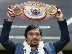 Manny Pacquiao regresa al ring el 23 de abril