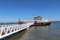 Lisbon Ferry Boat