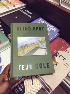 Spotted in The Harvard Coop. Super pricey & heavy! #TejuCole Blog Pictures, Harvard, Memoirs, The Creator, Addiction, African, Book, Memories, Books